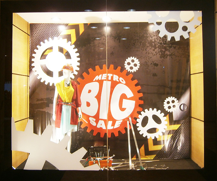 Retail Furniture Bandung: » BIG SALE Mechanical Windows, Jakarta, Bandung, Makasar