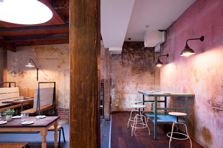 Barrio Chino restaurant by Edge Design Studio 1b25496acfb6