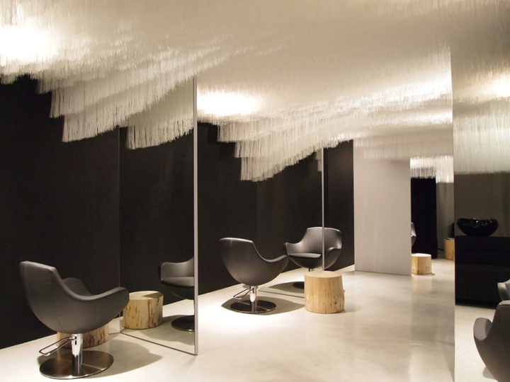 HAIR STUDIOS! Boa Hairdresser Salon by Claudia Meier, Zurich ...