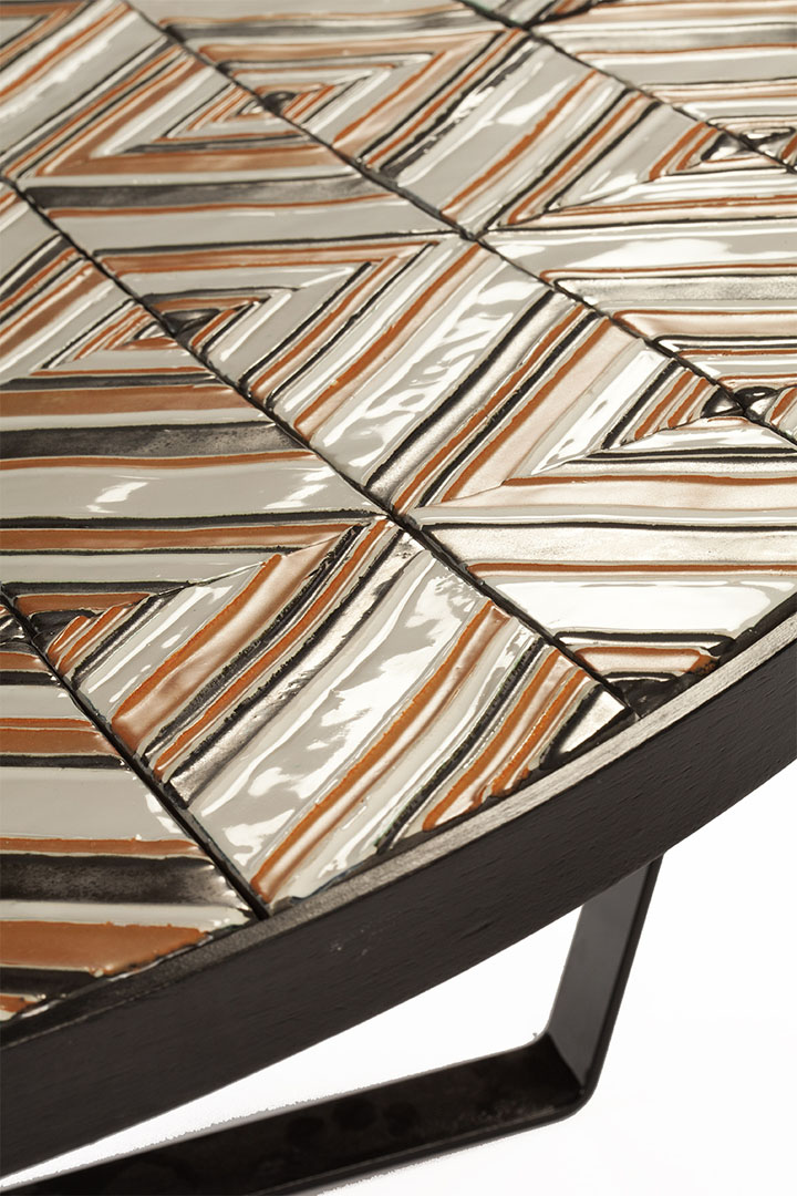 caldas tile tables by mambo unlimited ideas retail design blog. Black Bedroom Furniture Sets. Home Design Ideas