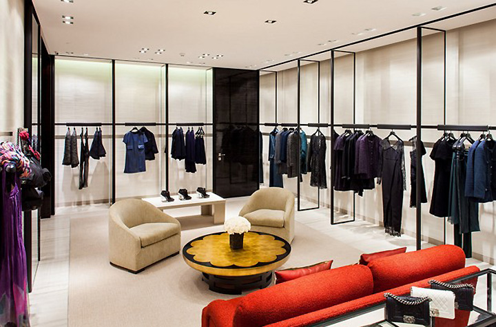 Chanel Store By Peter Marino S O Paulo Retail Design Blog