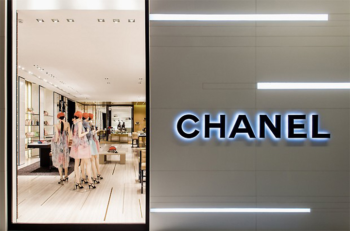 Chanel Store By Peter Marino S 227 O Paulo 187 Retail Design Blog