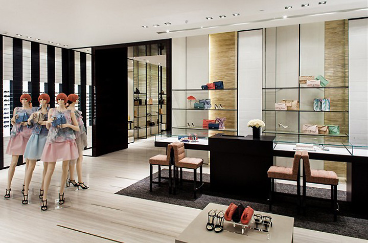 Coco Chanel 187 Retail Design Blog