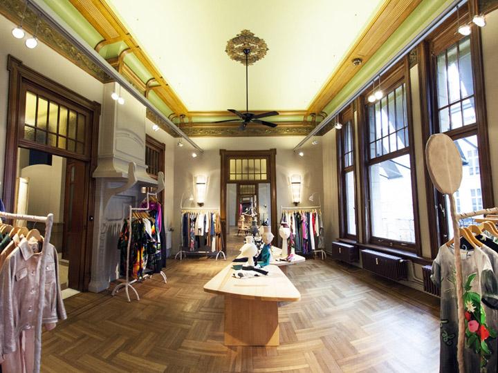 Belgian Shoe Store