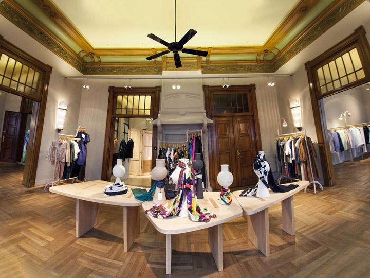 Dvs Boutique By Dirk Van Saene Antwerp 187 Retail Design Blog