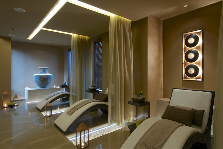 Day Spa by KdnD studio LLP, Mumbai – India » Retail Design Blog