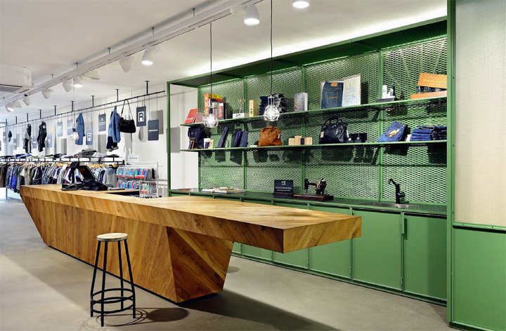 De Rode Winkel store by VEVS Interior Design, Woerden – Netherlands