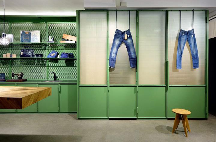 De Rode Winkel store by VEVS Interior Design, Woerden – Netherlands ...