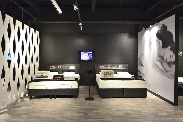 187 Dormeo Showroom By Inreality Las Vegas