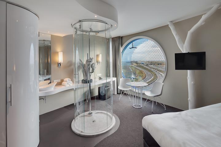 Fletcher design hotel by kolenik amsterdam vittoriovalenti for Designhotel 21