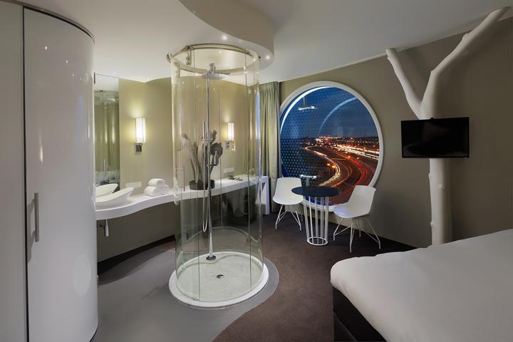 Fletcher design hotel by kolenik amsterdam retail for Design amsterdam hotel