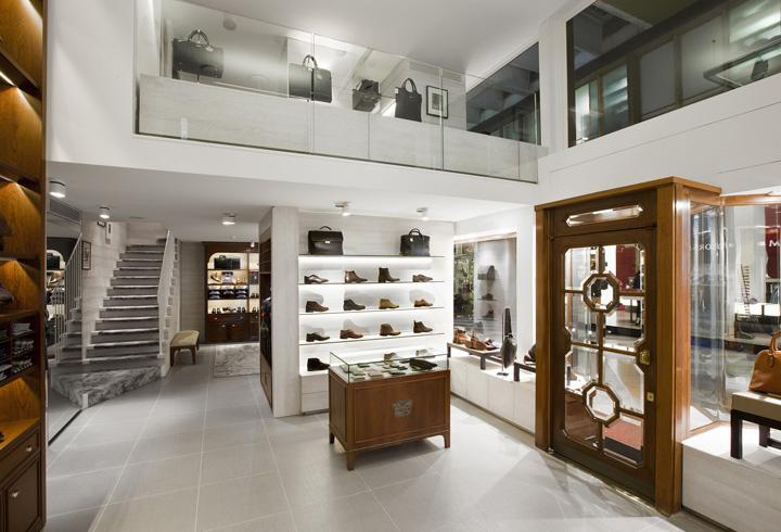 187 Florsheim Store By Zpstudio Milan
