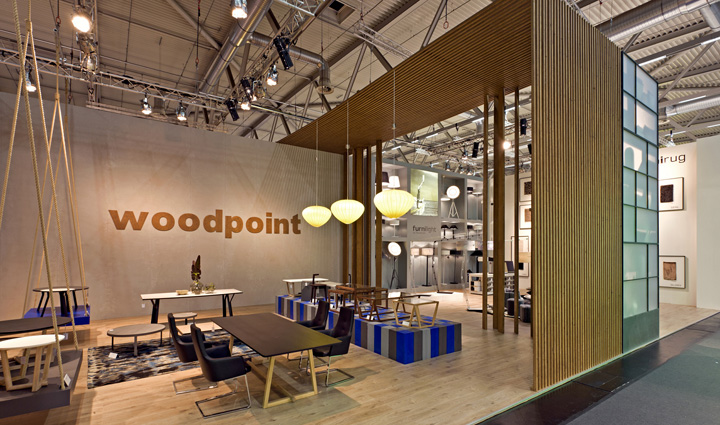 Furninova ab stand at imm cologne by ambiente a s