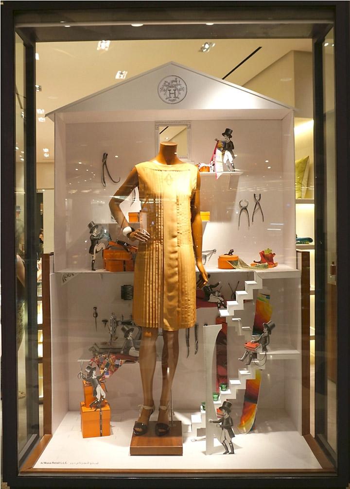 187 Herm 232 S Workshop Window Display By Kliment V Klimentov Dubai