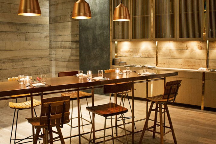 187 Hinoki Amp The Bird Restaurant By Mai Studio Los Angeles