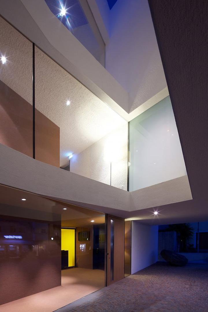 Hotel pupp by bergmeisterwolf architekten brixen italy for Hotel design italia