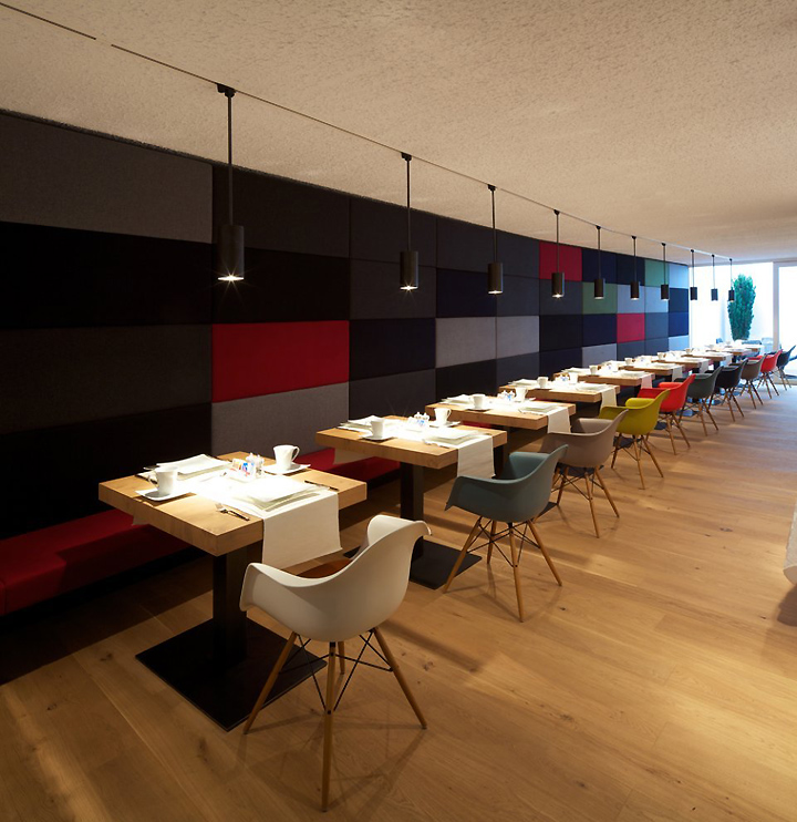 Hotel pupp by bergmeisterwolf architekten brixen italy for Hotel design italie