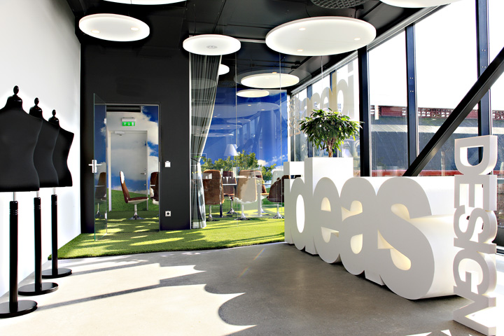 Ideas Office Malm Sweden Retail Design Blog