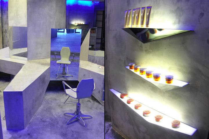 Hair Salon Spa : Jorge Silva Hair Salon and Spa by AAMD, Guimar?es  Portugal ...
