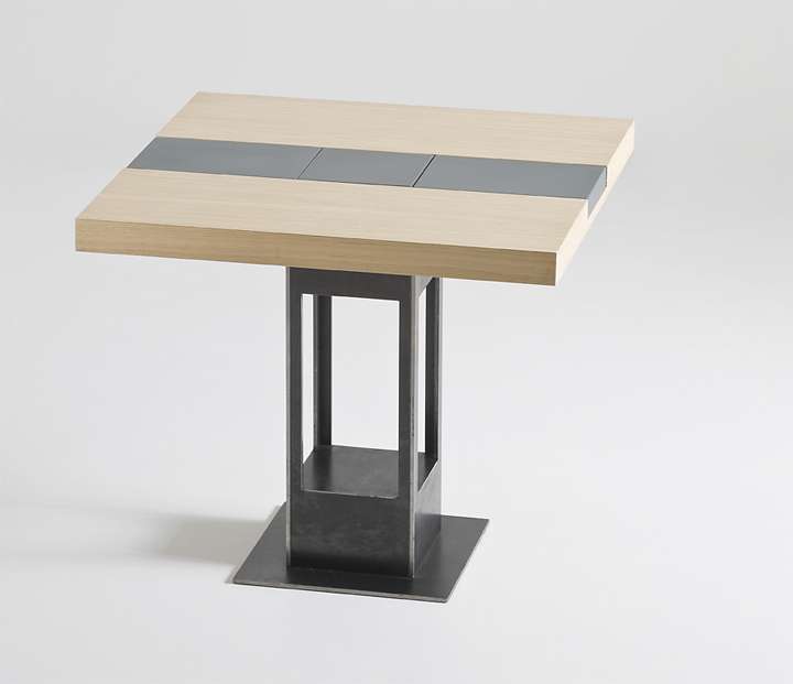 kaiseki table by alessandro isola supriya mankad from i ForDesign Restaurant Table