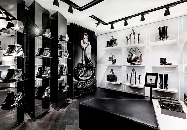 Karl Lagerfeld store Plajer Franz Studio Laird Partners Paris 02 Karl Lagerfeld store by Plajer & Franz Studio and Laird + Partners, Paris   Updated