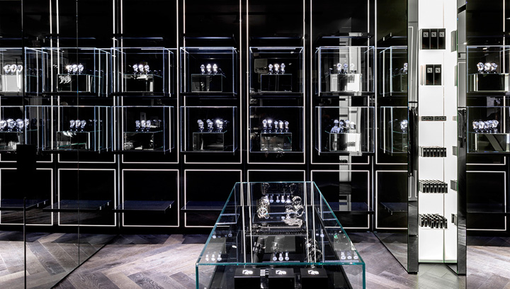 Karl Lagerfeld store Plajer Franz Studio Laird Partners Paris 05 Karl Lagerfeld store by Plajer & Franz Studio and Laird + Partners, Paris   Updated