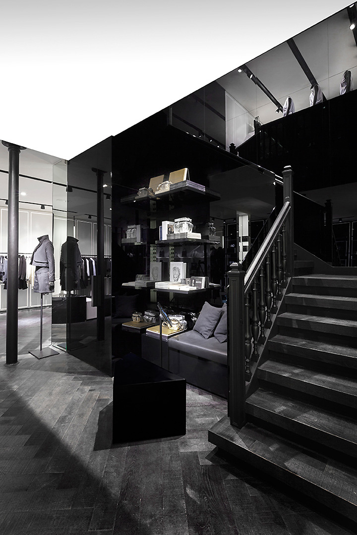 Karl Lagerfeld store Plajer Franz Studio Laird Partners Paris 07 Karl Lagerfeld store by Plajer & Franz Studio and Laird + Partners, Paris   Updated