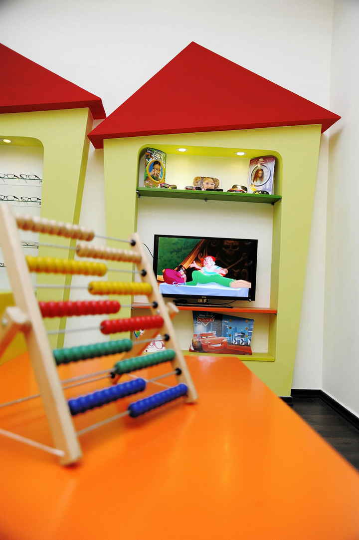 Kids optic shop by simenhouse jerusalem 07 kids optic shop by