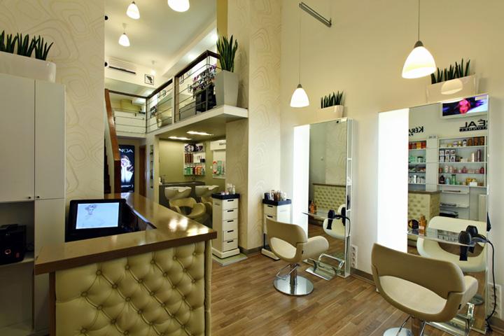 Hair studios kucsera hair salon by bulcsu tam s herczeg tam s budapest hungary retail for A list salon budapest