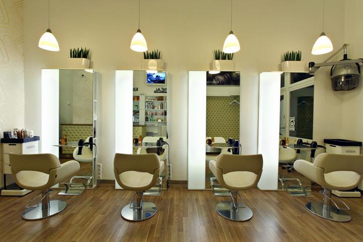 » HAIR STUDIOS! Kucsera Hair Salon by Bulcsu Tamás & Herczeg Tamás, Budapest - Hungary