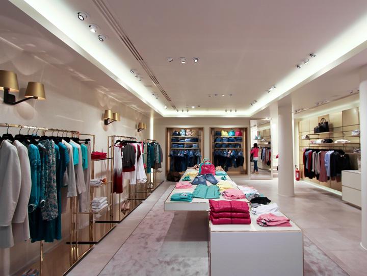 187 Liu Jo Store By Christopher Goldman Ward Reggio Emilia