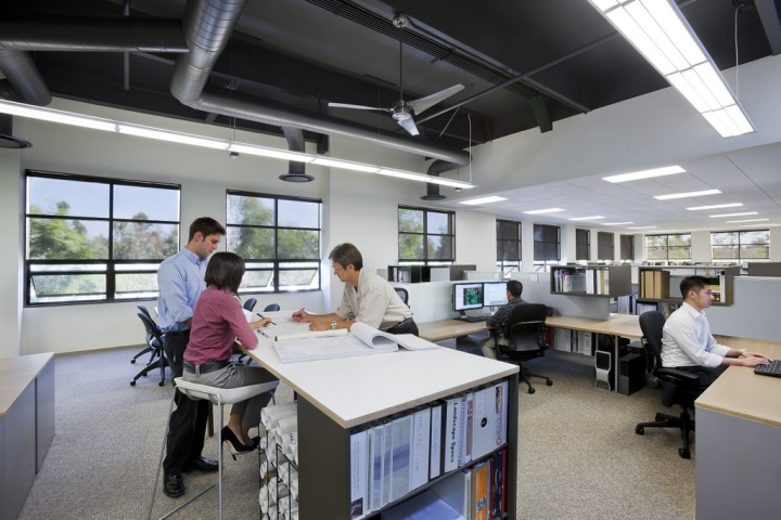 187 Architecture Firm Offices Lpa S Sustainable Office