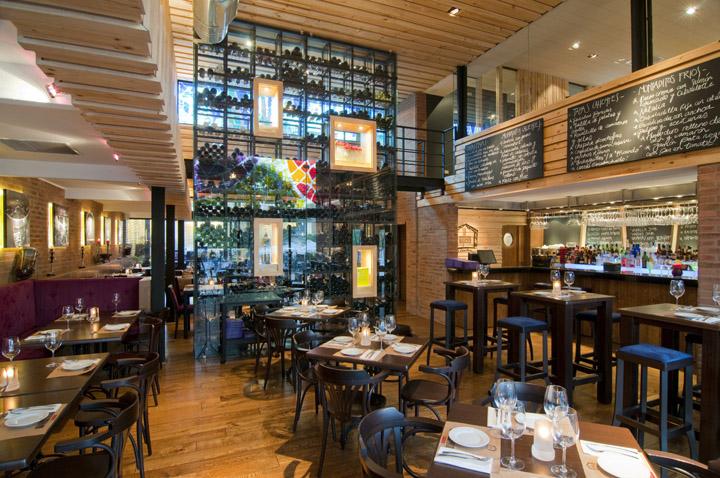 187 La Boquer 237 A De Barcelona Restaurant By Droguett A Amp A