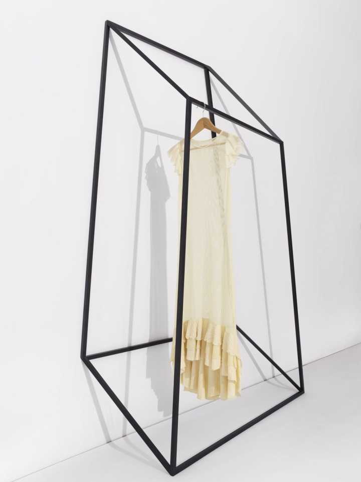 Les ailes noires clothing racks by tongtong retail - Designer clothes rack ...