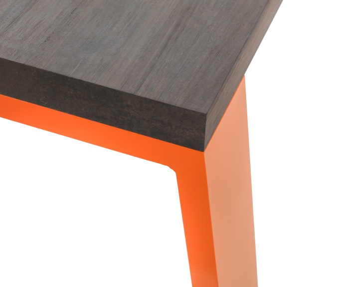 M Bamboo Table And M Bench By Jennifer Newman Studio