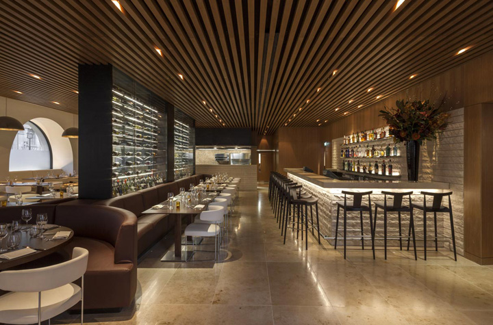 Me hotel by foster partners london retail design blog for Design hotel london