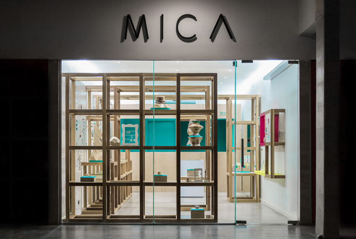 Mica Interior Design Mica Jewellery Storesavvy Studio » Retail Design Blog
