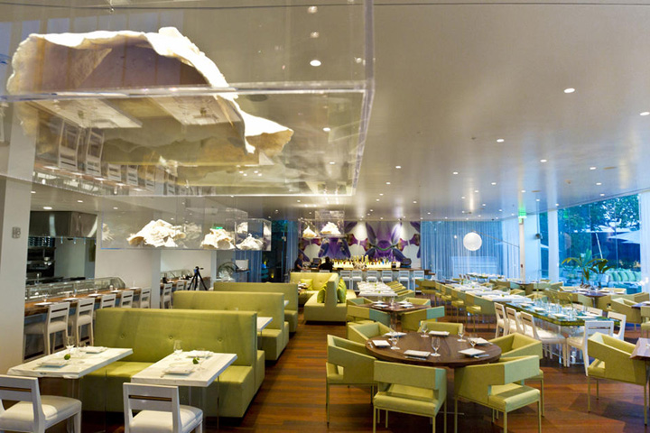 » Morimoto Waikiki restaurant by Schoos Design, Honolulu ...