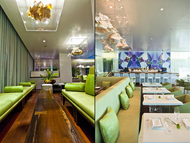 Morimoto waikiki restaurant by schoos design honolulu