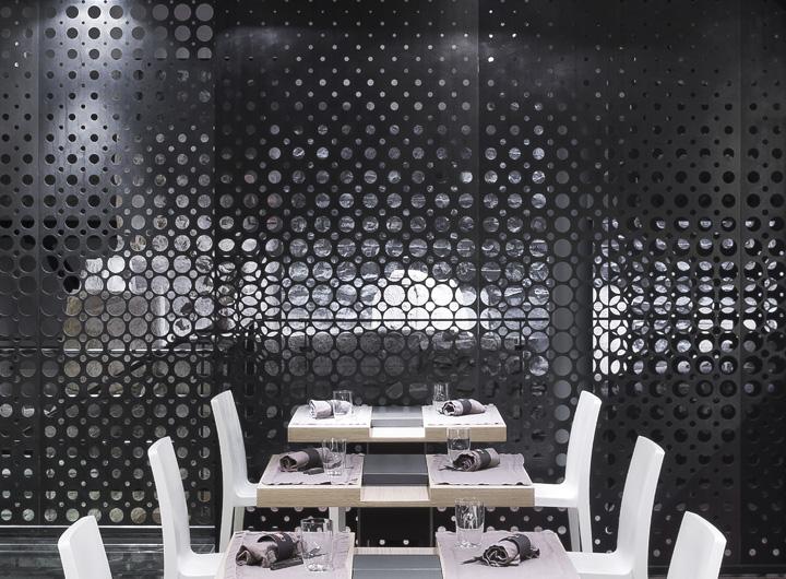 NYU restaurant by I M lab Oderzo Italy Retail Design Blog