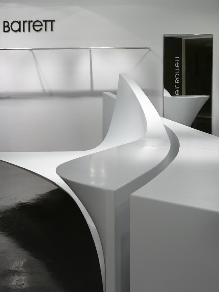Neil Barrett Shop In Shop By Zaha Hadid Architects Seoul