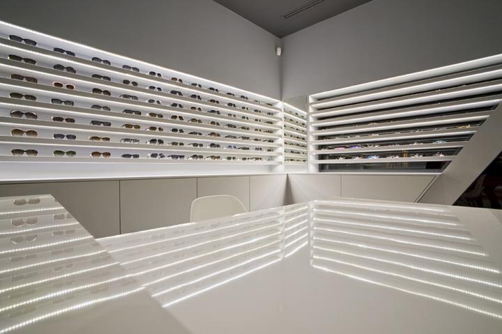 opticians 187 retail design