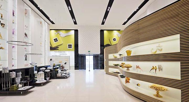 Patchi Chocolatier Shop By Lautrefabrique Architectes