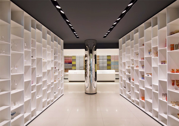 187 Patchi Chocolatier Shop By Lautrefabrique Architectes