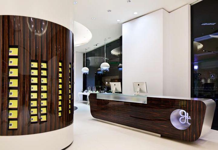 Patchi store by lautrefabrique architectes dubai - Interior design courses in dubai ...