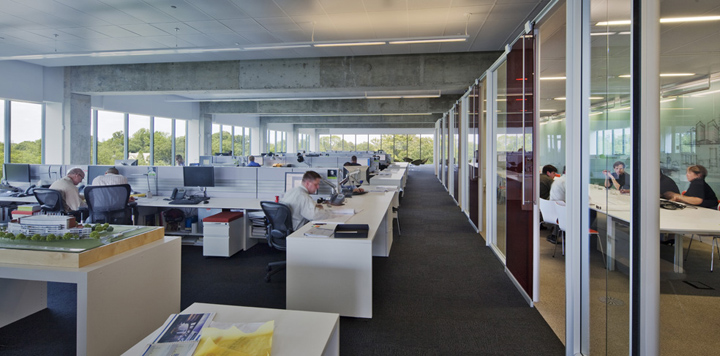 Architecture firm offices perkins will office atlanta