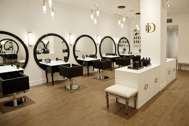 rachel zoe s dreamdry salon new york retail design blog. Black Bedroom Furniture Sets. Home Design Ideas