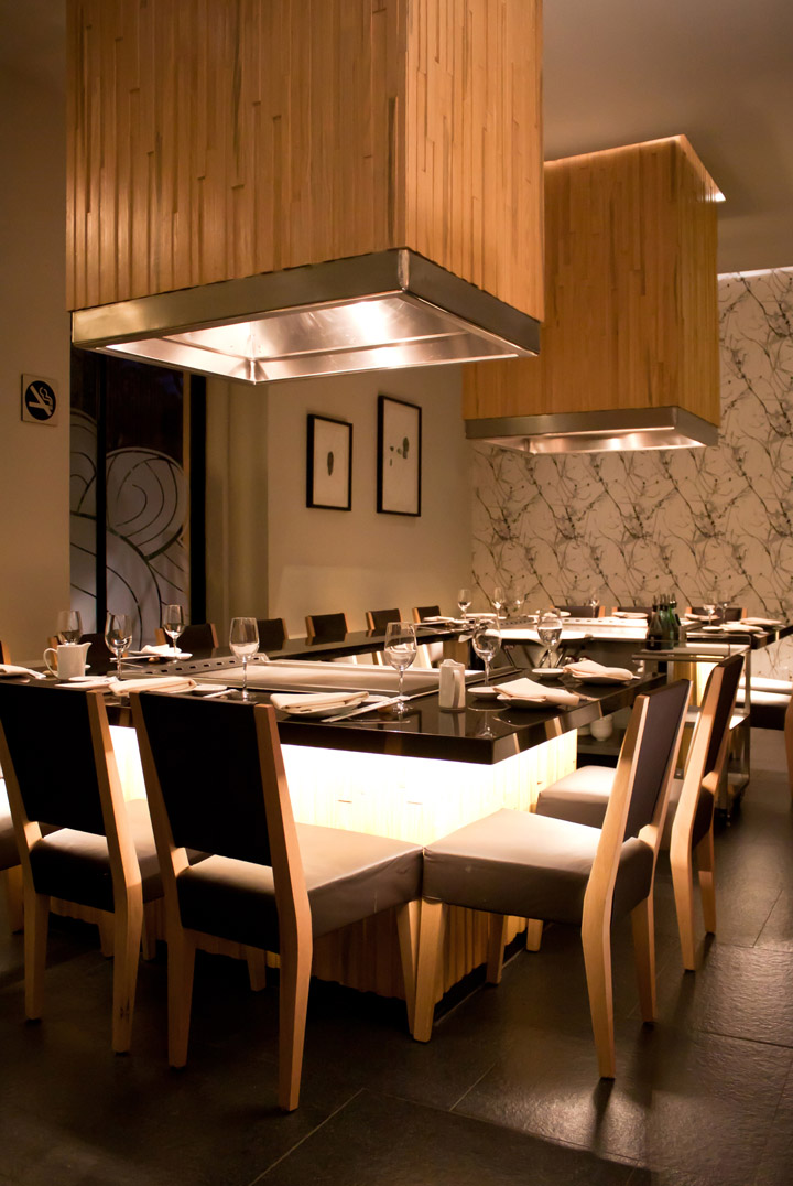 187 Sato Restaurant By Taller5 Arquitectura Le 243 N Mexico