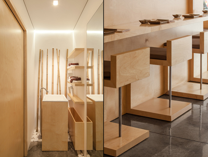Sushi Pearl By Plan Associated Architects Faro Portugal
