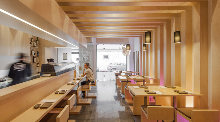 Sushi Bar Design sushi bar » retail design blog